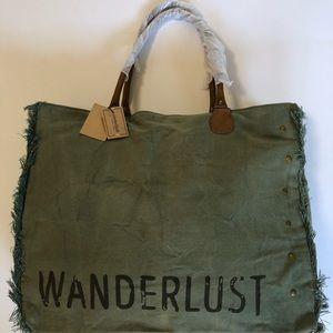 NWT Embellish By Creative Co-op Handbag
